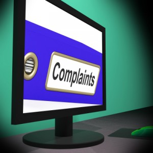 What we think happens when we complain