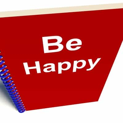 Tips on How to Be Happy With Yourself